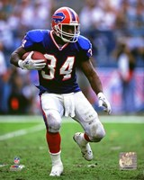 Thurman Thomas 1997 Action Fine Art Print
