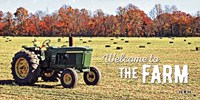 Farm Welcome Fine Art Print