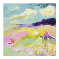 Landscape II Framed Print