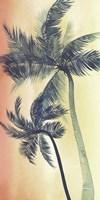 Vintage Palms I Framed Print