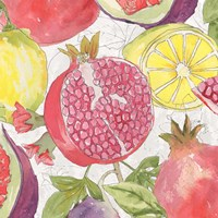 Fruit Medley II Framed Print