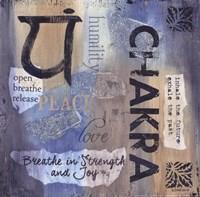Yoga Series - Chakra Fine Art Print