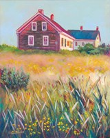 The Summer Home Fine Art Print