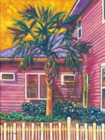 Curb Appeal Fine Art Print