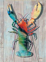 Lobster I Fine Art Print
