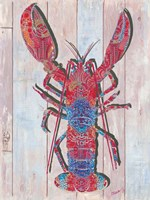 Lobster II Fine Art Print