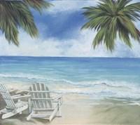 Beach Bliss Fine Art Print