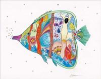 Passion Fish II Fine Art Print