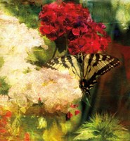 A Time in the Garden Fine Art Print