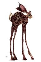 Girabbit Fine Art Print