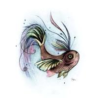 Paradisfish Fine Art Print