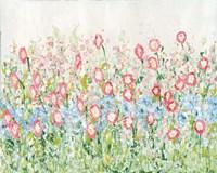 Garden Full of Blessings Fine Art Print