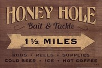 Honey Hole Fine Art Print