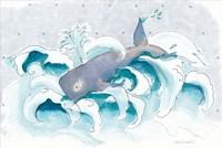 Jonah's Whale Fine Art Print