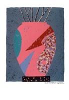 Casa Del Mar Vase Fine Art Print