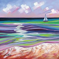 Smooth Sailing Fine Art Print