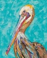 Pelican II Fine Art Print