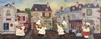 Italian Chefs I Fine Art Print