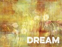 Dream Collage Fine Art Print