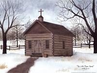 Little Brown Church Fine Art Print