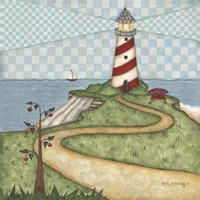 Lighthouse 1 Fine Art Print