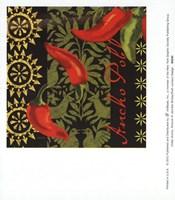 Chiles Ancho Fine Art Print