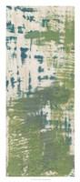 Cool Blue I Framed Print