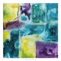 Color Block I Fine Art Print