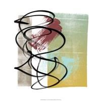 The Rhythm I Framed Print