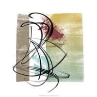 The Rhythm II Framed Print