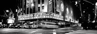 Manhattan, Radio City Music Hall, NYC, NY Fine Art Print