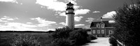 Highland Light, Cape Cod National Seashore, North Truro, Cape Cod, Massachusetts Fine Art Print