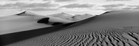Sand dunes in a desert, Great Sand Dunes National Park, Colorado Fine Art Print