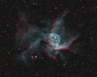 NGC 2359, Thor's Helmet Fine Art Print