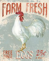 Farm Nostalgia III Framed Print