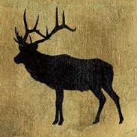 Golden Lodge IV Fine Art Print