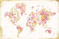 Midsummer World Framed Print