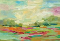 Sunny Fields Fine Art Print