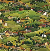 Pleasant Valley Fine Art Print