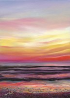 Sunset Spectrum Fine Art Print