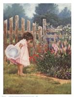 Grandmother's Garden Fine Art Print
