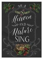 Heaven & Nature Fine Art Print
