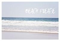 Beach Please Fine Art Print