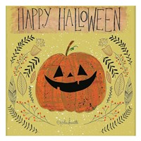 Happy Halloween Fine Art Print