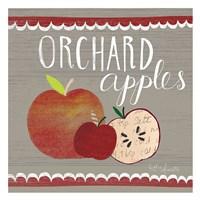 Orchard Apples Fine Art Print