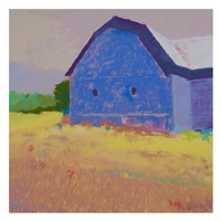 Summer Field Fine Art Print
