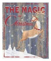 Magic of Christmas Fine Art Print