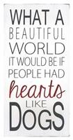 Hearts Like Dogs Fine Art Print