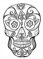 Skull 8 Fine Art Print