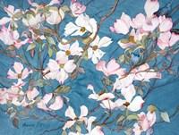 Dogwoods, Pink Fine Art Print